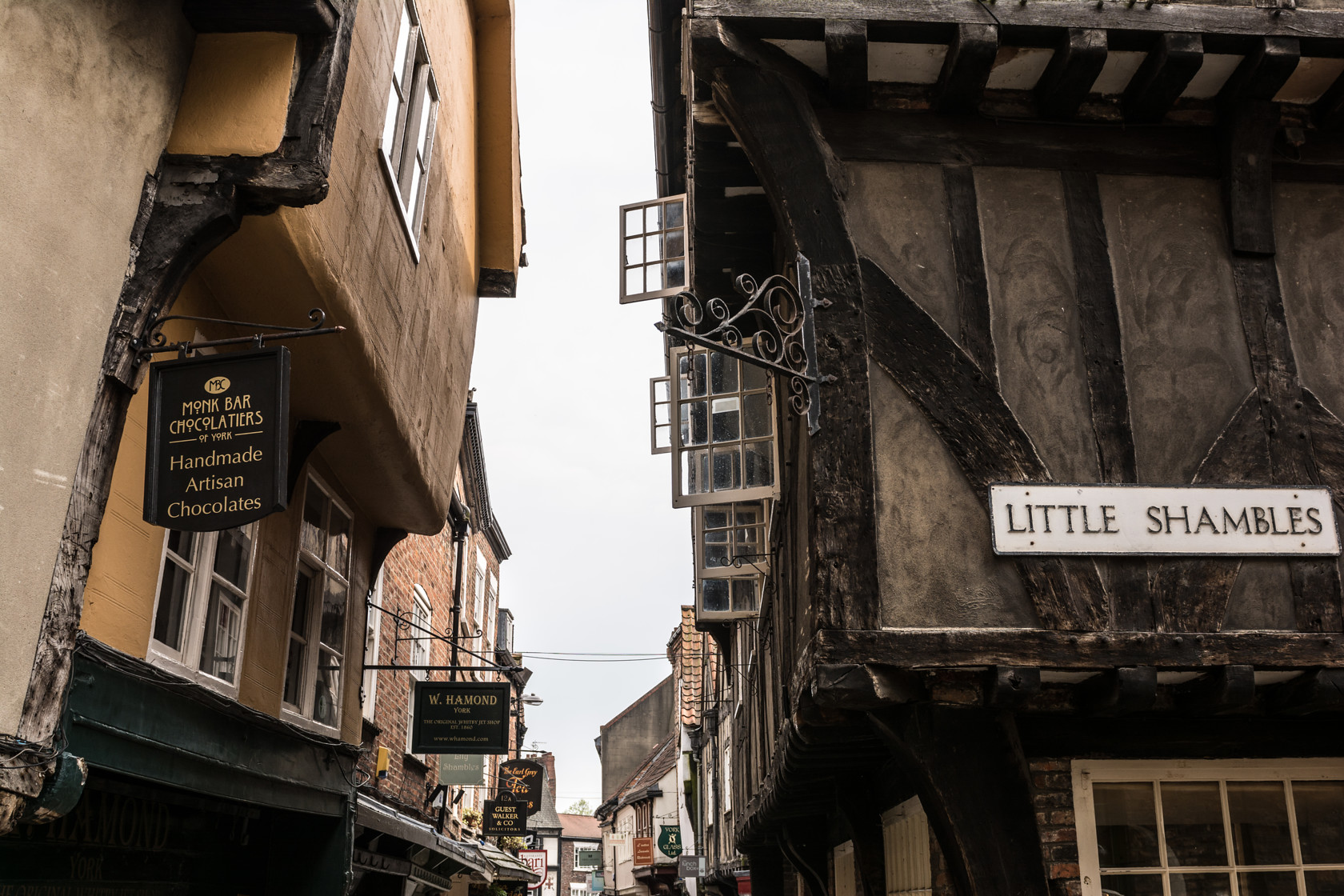 little shambles, york (ref ar 258)