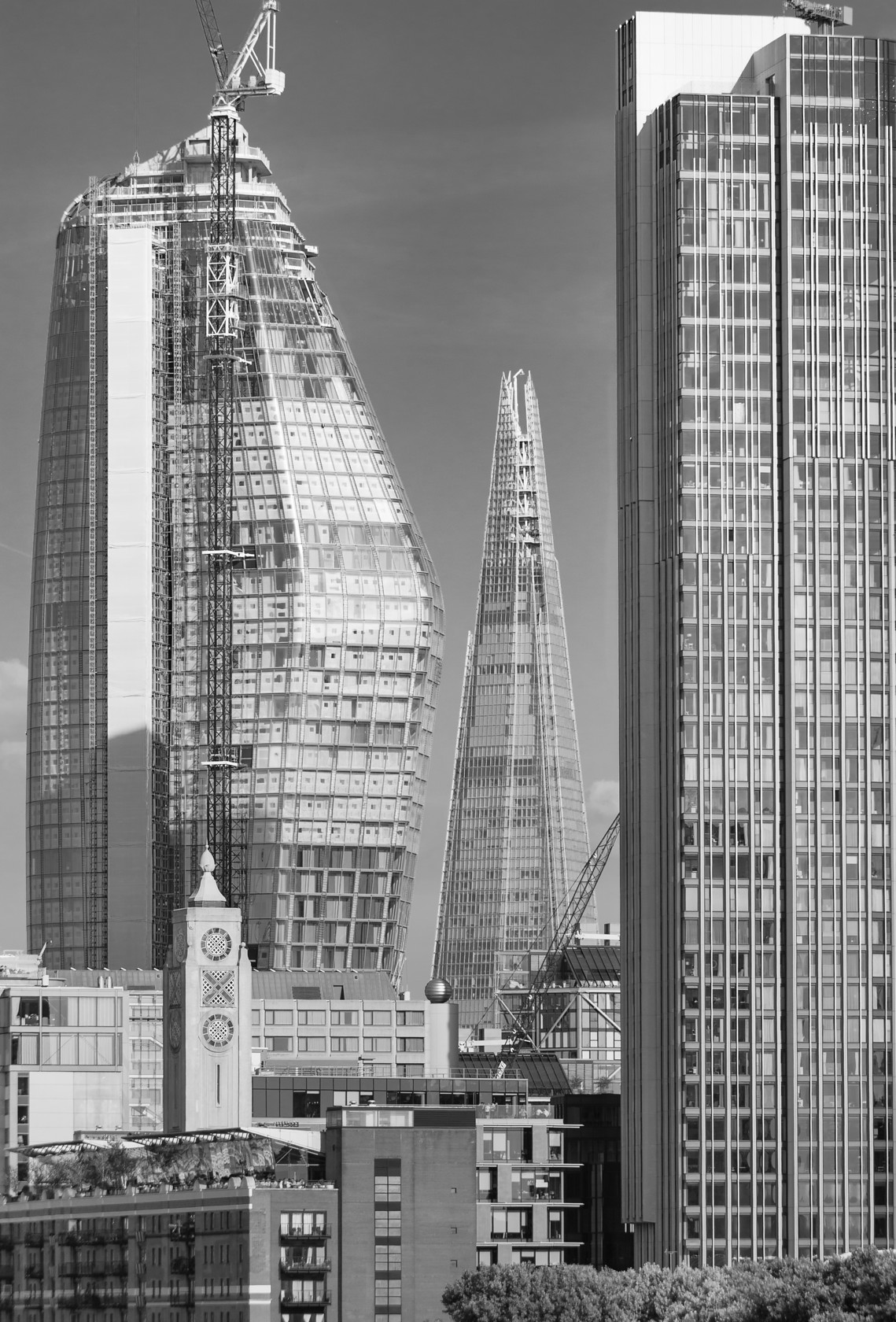 three towers, london (ref ukb 45) 