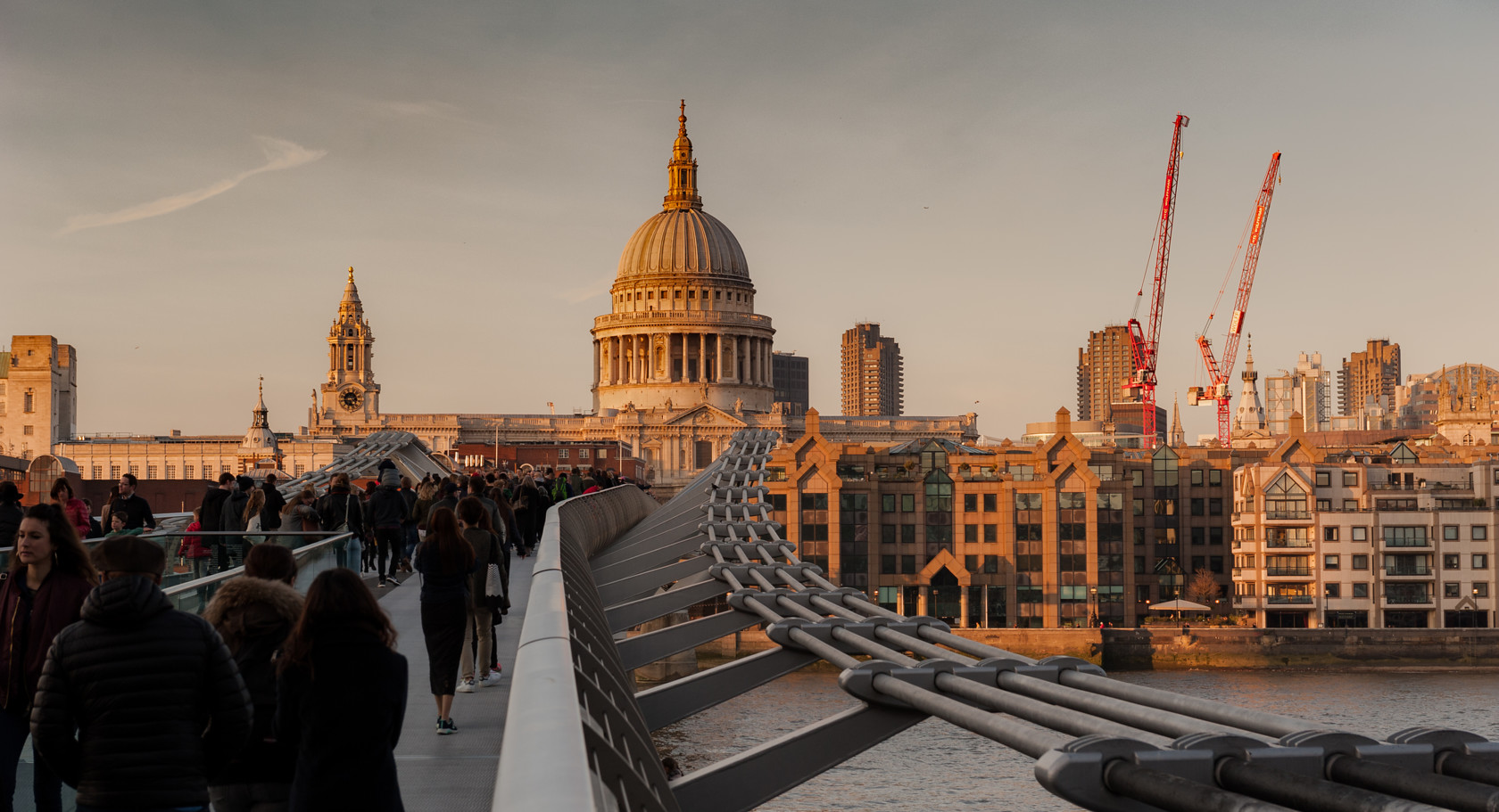 st pauls and the cranes (ref ukb 5) 