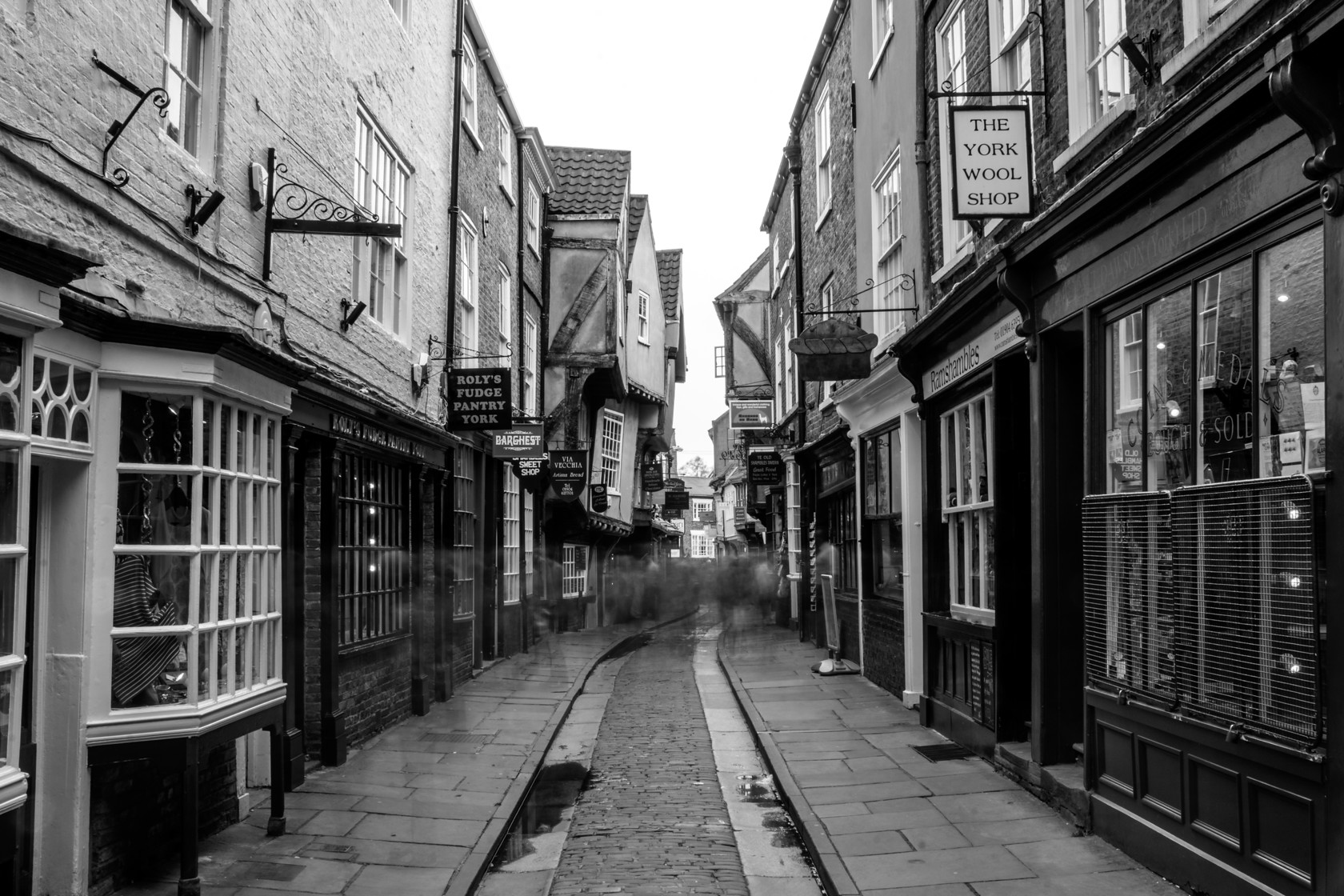 the shambles, york (ref ar 259)